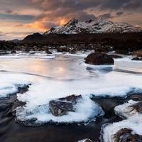 Ice River Sligachan