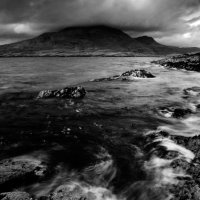 Killary bay ireland mono 1