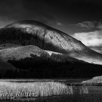 Light and shade Beinn na Caillich