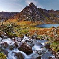 Llyn ogwen Snowdonia 3