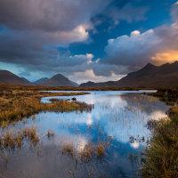 Loch Caol sunset