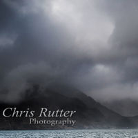 Loch Scavaig storm