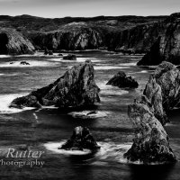 Mangersta sea stacks mono