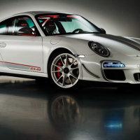 Porsche 911 GT3RS studio