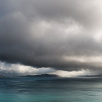 Raasay and Applecross storm
