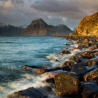 Sgurr na Stri from Elgol