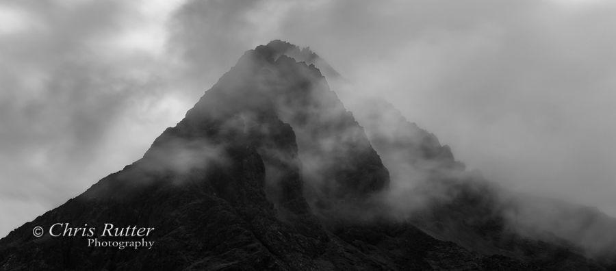 Sgurr nan Gillean cloud