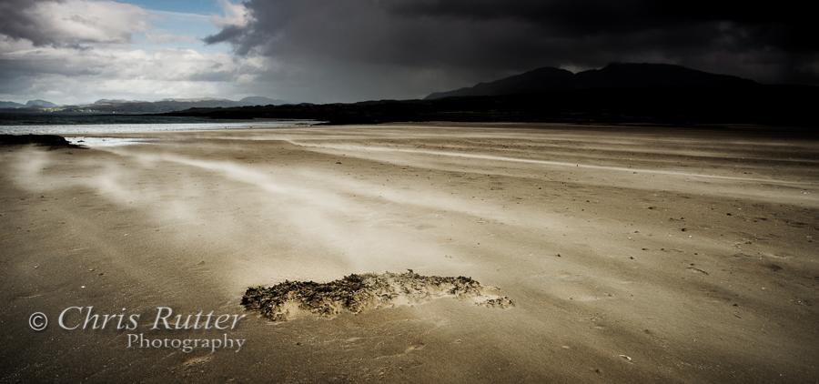 Stormy sands Lower Breakish