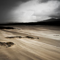 Stormy sands, Ob Breakish