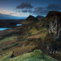 The Quiraing twilight