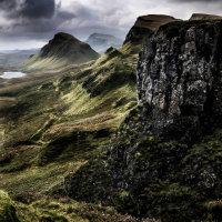 Trotternish Ridge  Skye