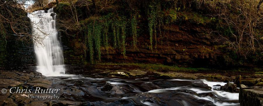 Blaen y Glyn waterfall 2