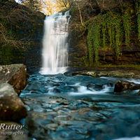 Blaen y Glyn waterfall 1