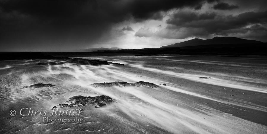 Windblown sands, Lower Breakish