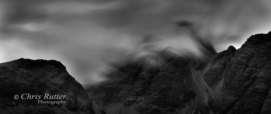 Bla Bheinn cloud textures
