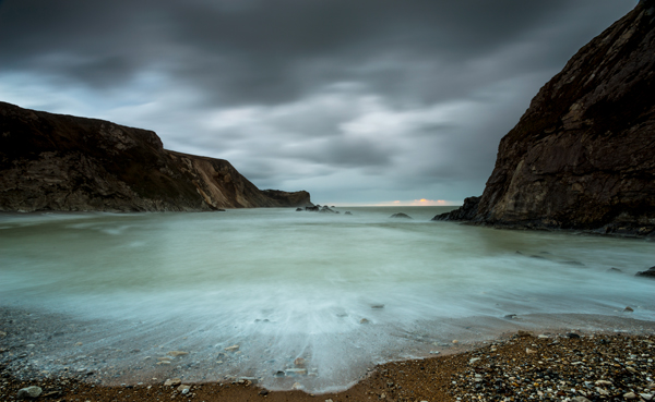 Man o' War Beach, Dorset