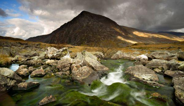 Pen yr Ole Wen, Snowdonia