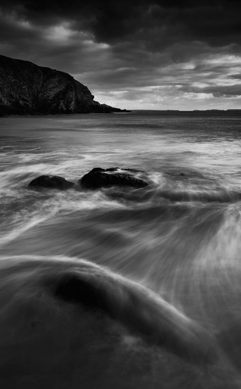 Caerfi Bay, Pembrokeshire