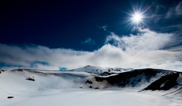 Víti crater, Iceland