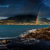 killary bay rainbow
