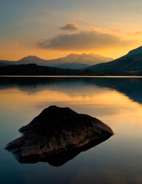 Llynnau Mymbyr, Snowdonia