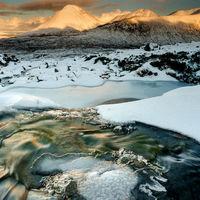 Last light and ice