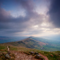 mam tor peak district
