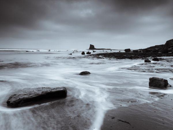 Saltwick Bay, Yorkshire