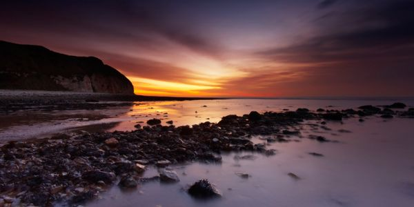 Flamborough South Landing, Yorkshire