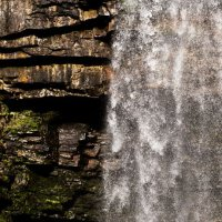 waterfall detail 3