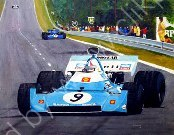 'Chris Amon, Matra Simca, 1972 French G.P.'