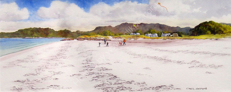 'The Kite Flyers, Morar'