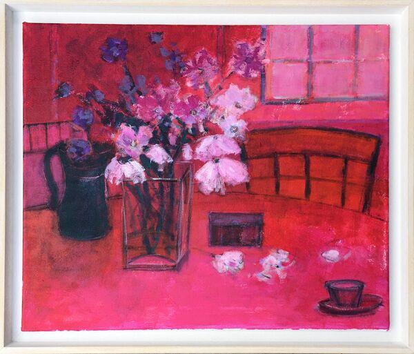Raspberry Matisse