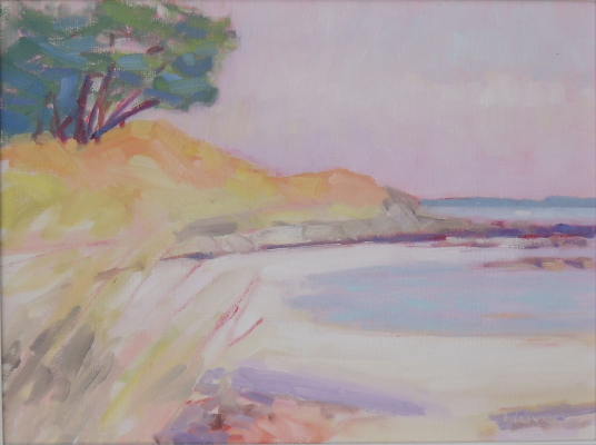 Pentle Bay Tresco SOLD