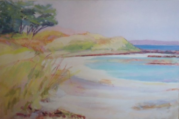 Hot Beach- Morning Light [ Pentle Bay Tresco]