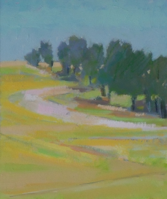 Hill Curve France SOLD
