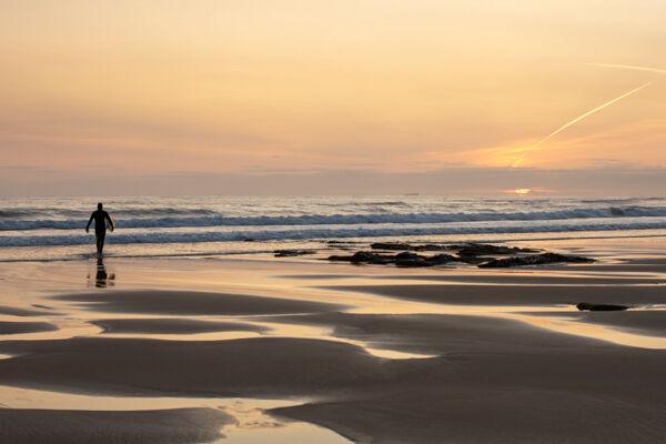 Embleton Beach, Northumberland