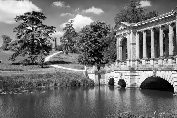 Stowe Landscape Gardens NT, Buckinghamshire