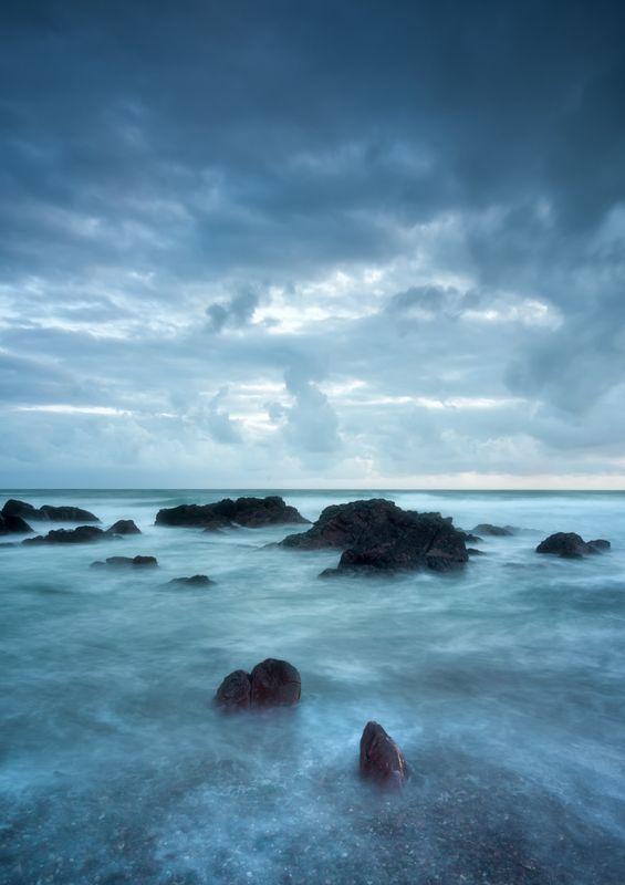 Simplistic Seascape
