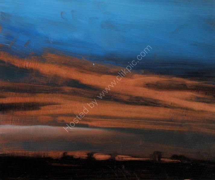 Evening skyscape