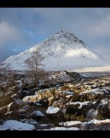 1st Place DPI Etive Mountain by Steve Hitchen