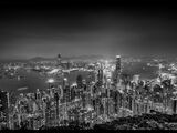 2nd Place DPI Section Hong Kong Skyline by Steve Taylor