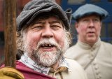 2nd Place Print Section 1644 Sealed Knot re-enactment byKeith Wright