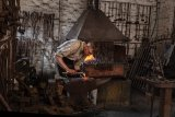 2nd Place  Prints Blacksmith by Steve Hitchen