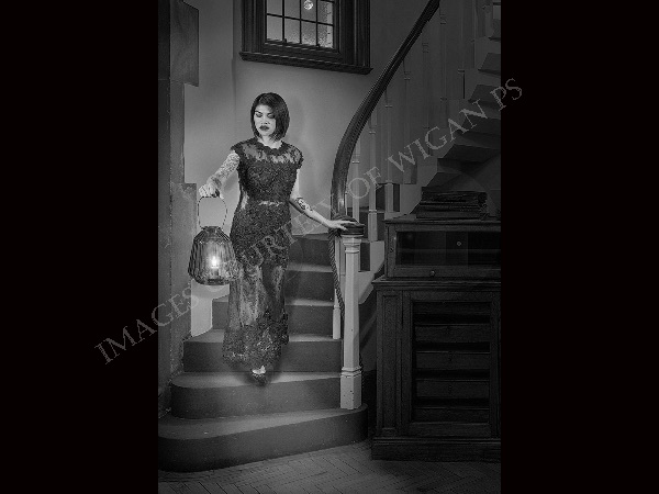 3rd Place DPI Lady With The Lamp By David Taylor