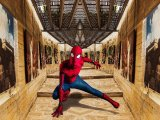 3rd Place PDI The Return of Spiderman by Keith Wright