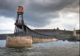 3rd Place Prints Harbour Entrance by David Wright
