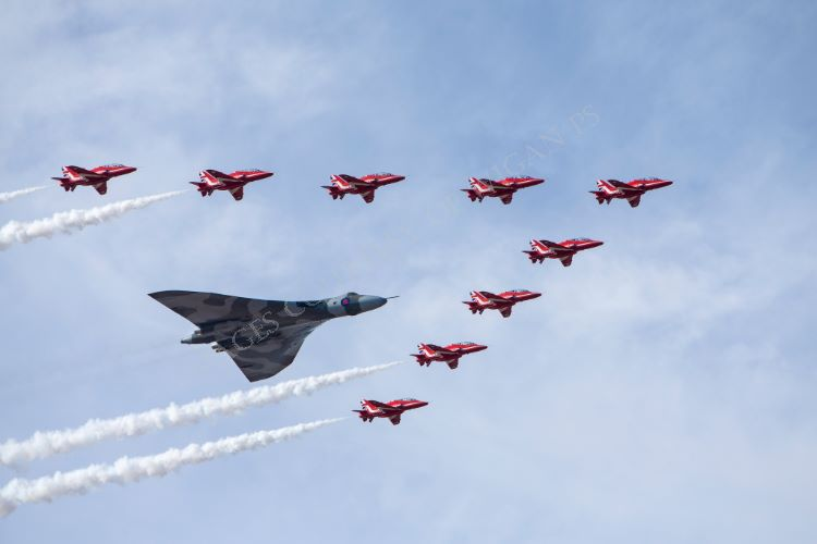 Final Tribute to the Vulcan