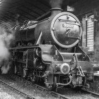 Steam Train 45428