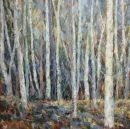 Glimmer of birches SOLD